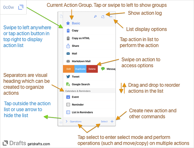 action-list